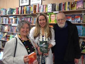Author Bill Douglas and his wife Elisabeth Douglas